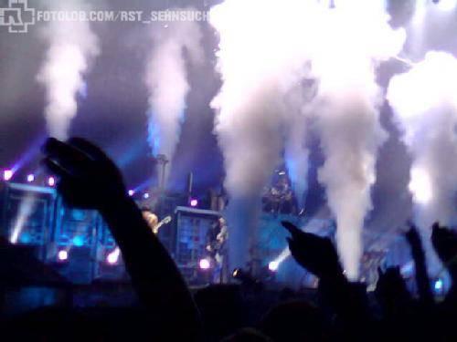 Foto de rammstein del 13/9/2008