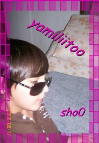 Foto de yamilito del 3/10/2008