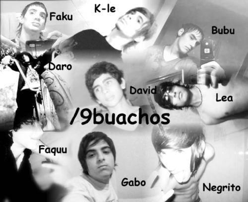 Foto de 9buachos del 13/11/2008