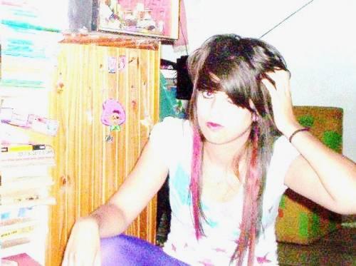 Foto de enamorada del 21/12/2008